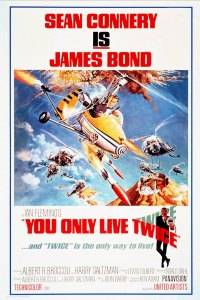 JAMES BOND:YOU ONLY LIVE TWICE
