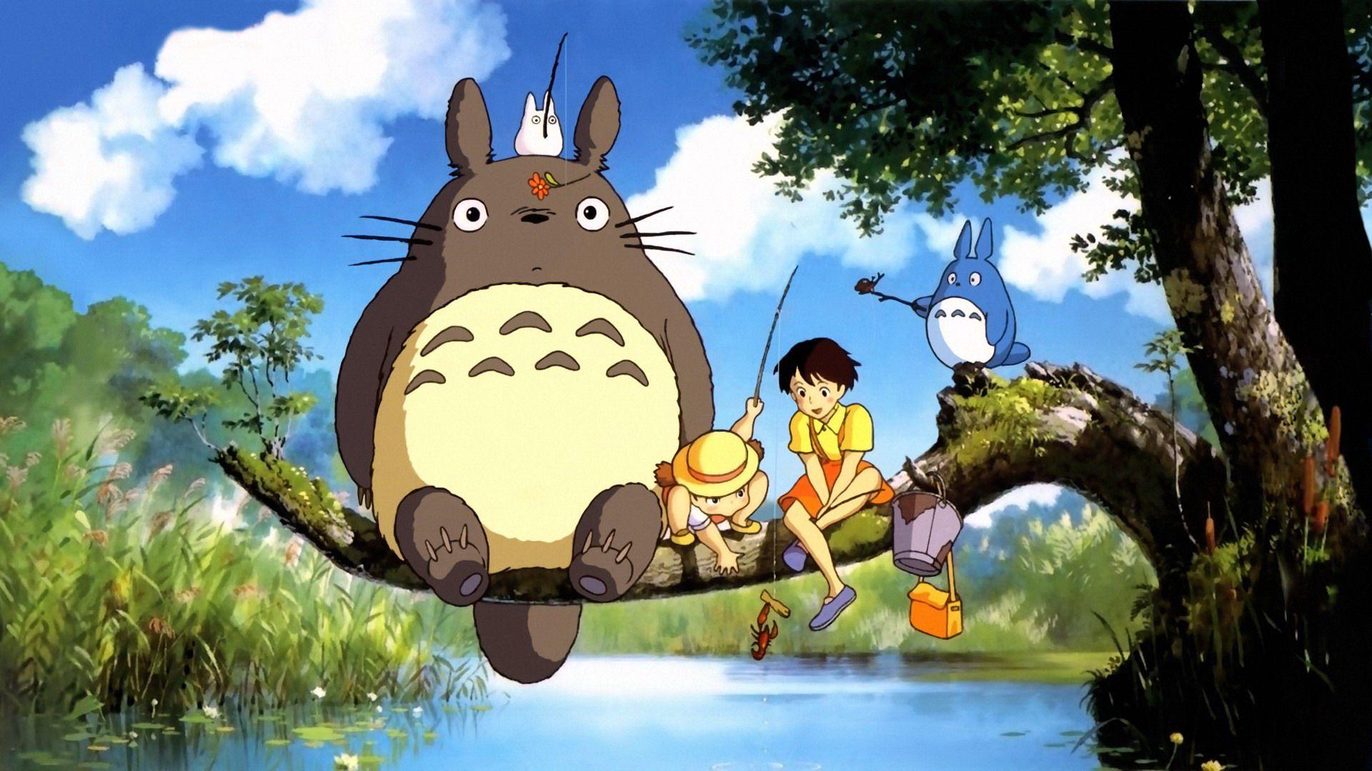 Totoro tree 1