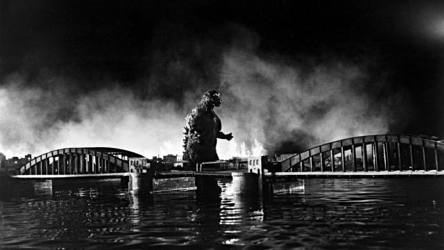 Godzilla (1954) – REEL STEEL